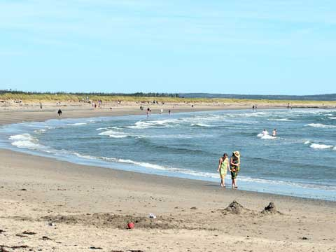 Martinique Beach | Nova Scotia Provincial Parks