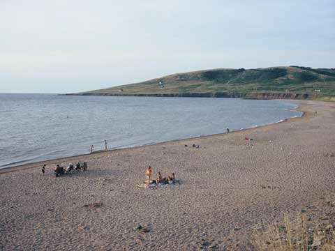 beach at West Mabou